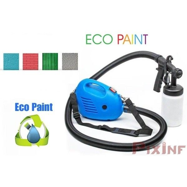 eco paint spray gun to paint for painting projection system of spray