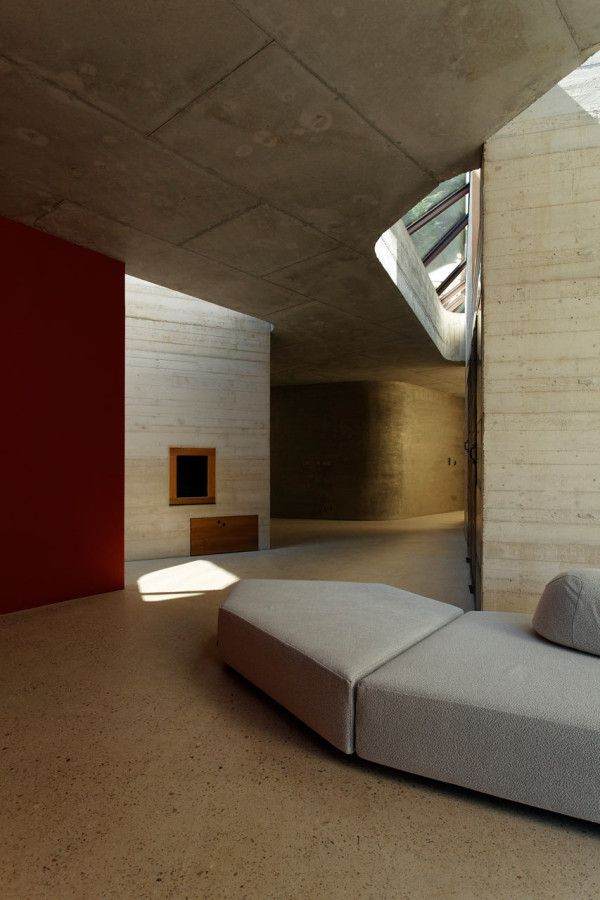 Maison L by Christian Pottgiesser architecturespossibles in architecture  Category