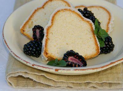 Gourmet Girl: Best Cream Cheese Pound Cake