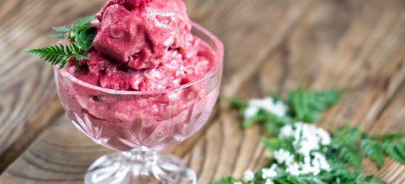 Diétás erdei gyümis fagylalt | Receptváros - recept képpel