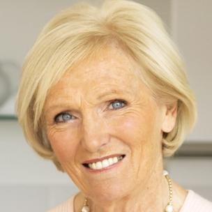 Mary Berry is one of the best-known and respected cookery writers and broadcasters in the UK. She started her career as cookery editor of Housewife magazine and later moved to Ideal Home magazine. Since then she has presented and appeared as a guest in countless television series and has written more than 40 cookery books, many of which have sold in their hundreds of thousands.  In June 2009, Mary was presented with a Lifetime Achievement Award by the Guild of Food Writers.