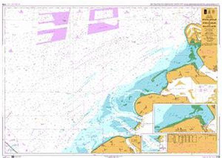 Nederlandse zeekaart 110