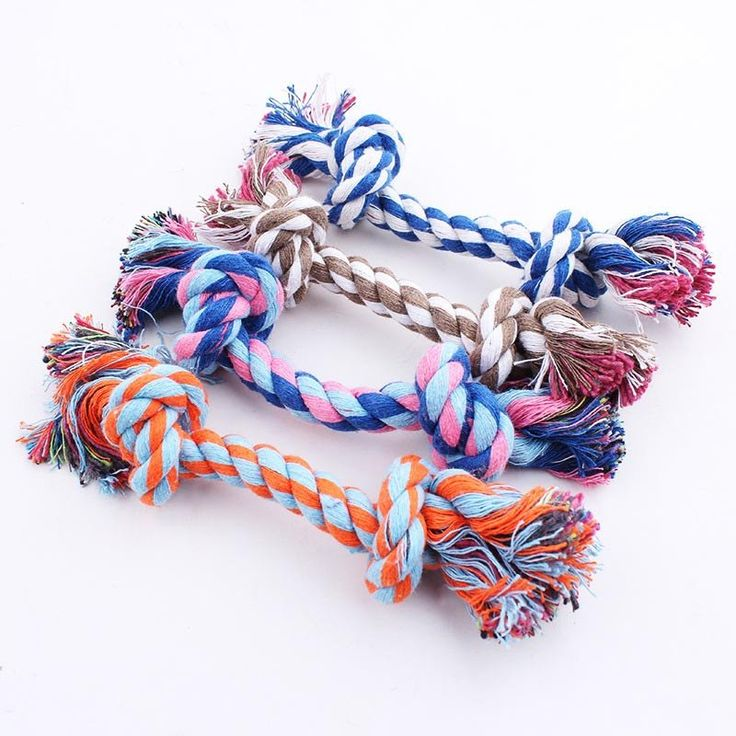 Double Knot Dog Chew Toy!  Certainly to keep your dog happy and active!  Order today at the great price of $1.99!   https://www.adventuretechstore.com/collections/dog-accessories/products/double-knot-braided-rope?variant=28428088705