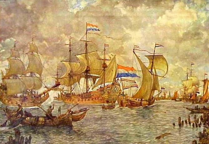 VOC ships