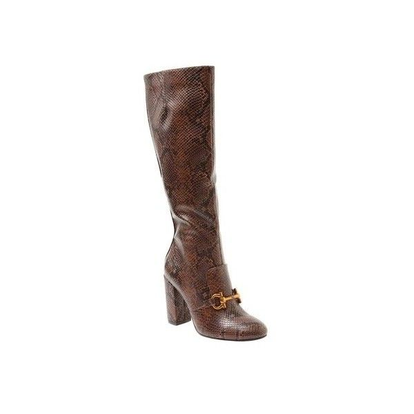 Women's Kensie Landa Knee High Boot ($99) ❤ liked on Polyvore featuring shoes, boots, knee high boots, red, red knee high boots, knee high buckle boots, tall boots, block heel knee high boots and tall knee high boots