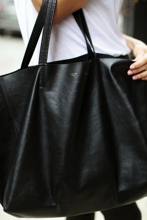 Celine Cabas, Buttery Soft Leather | Handbags | Pinterest | Celine ...