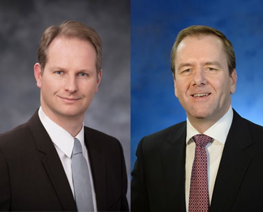 PPG Industries Inc (PPG) said that it has appointed two executives, effective immediately.