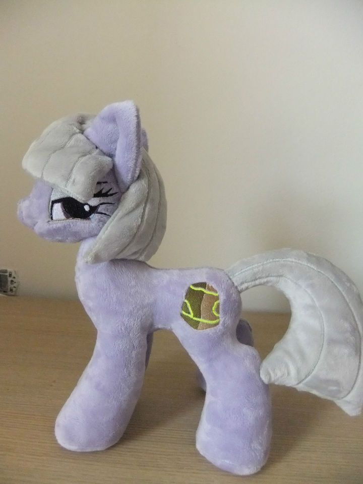 My Little-Pony -plush- Pinkie Pie 's sister- Blinkie.    ON SALE NOW - https://www.etsy.com/listing/270586089/mlp-plush-limeston-pie?ref=shop_home_active_10