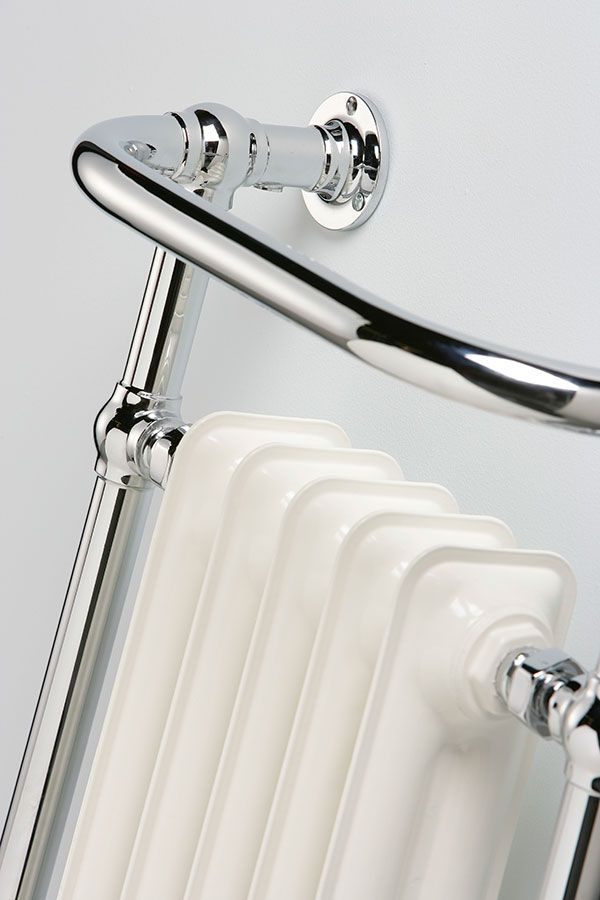 The Derby traditional bathroom radiator from Simply Radiators.