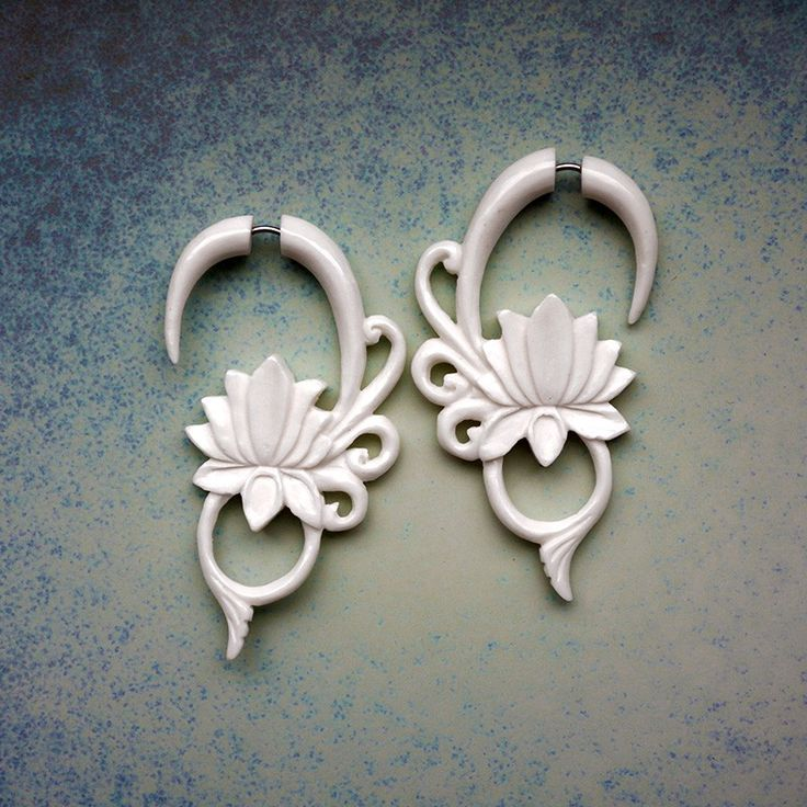 Earrings - 50 mm (700 руб./шт.)