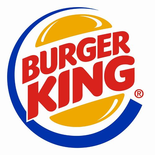 Is shaped like a burger and has bold letters indicating that it will make you full.