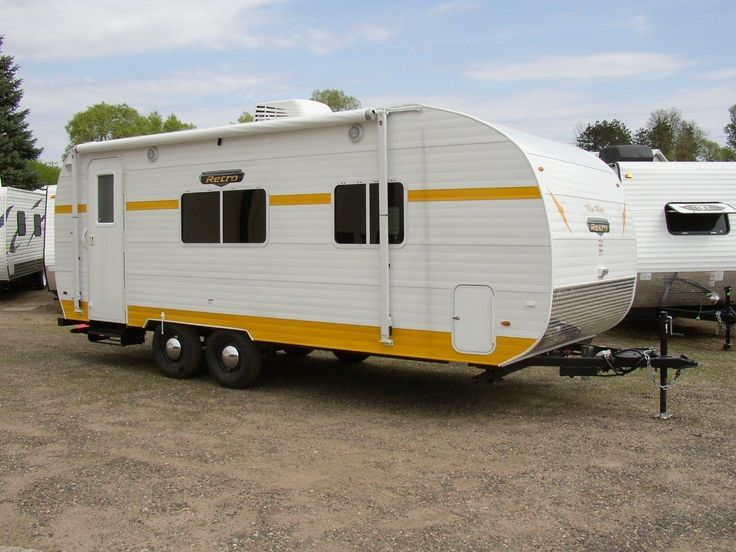 Check Out This 2016 Riverside Rv White Water 189 Retro