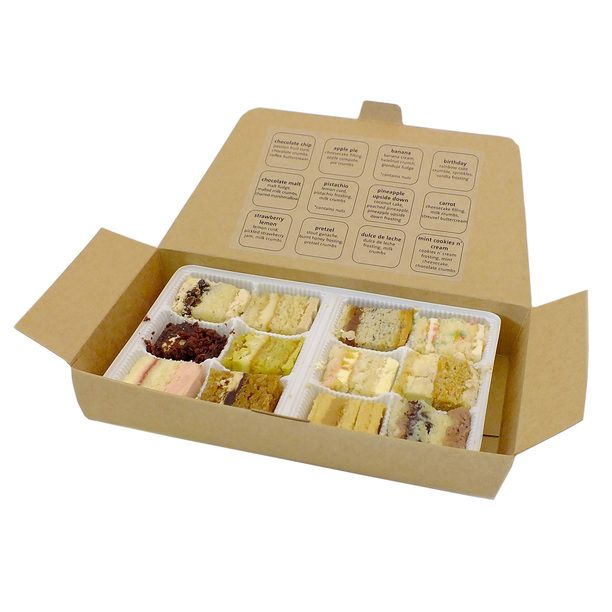 What?!? NYC's famous Momofuku Milk Bar will ships a Cake Tasting Package to sample their tasty delights!