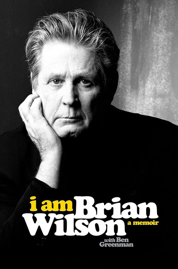 "The new autobiography - ""I Am Brian Wilson"""