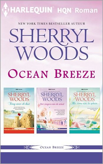 HQN Roman e-bundel – Sherryl Woods – Ocean Breeze