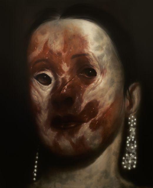 Ken Currie, 'Transfigurations 3,' 2013, Flowers