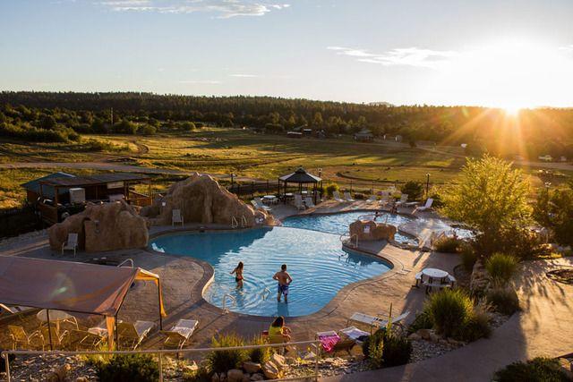 Zion Ponderosa Ranch Resort (Mount Carmel, UT) - Resort Reviews - ResortsandLodges.com