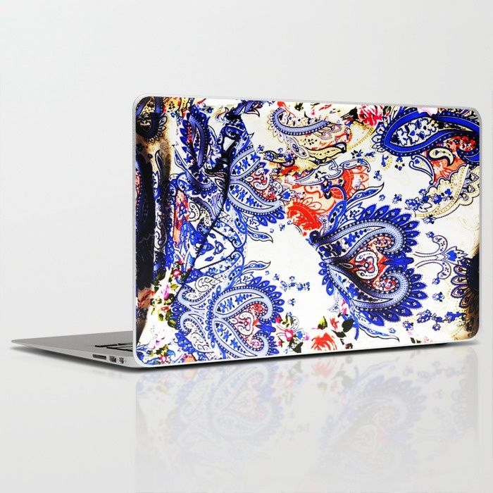Boho Soho Laptop & iPad Skin#art #artwild#amp #artists #prints #cases #wall #shop #cases #iphone #skins #collections #wall #tshirts #azima #laptop #shop #artists #society #festival #print #artprints #BestBuy #towel #beach #hand #face #body