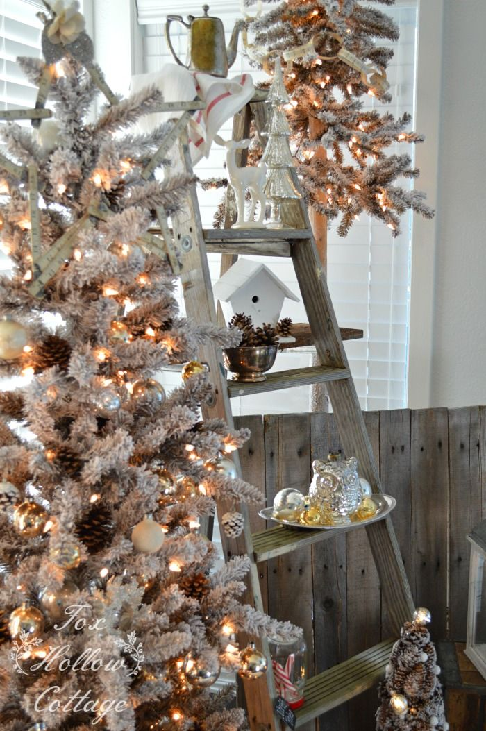 christmas home decorating ideas with homegoods crafty 2 the corediy galore pinterest rustic christmas christmas tree and christmas decor