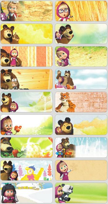 50pcs-lot-46-18mm-New-Masha-and-Bear-the-stickers-for-boys-girls-hot-selling.jpg (348×657)