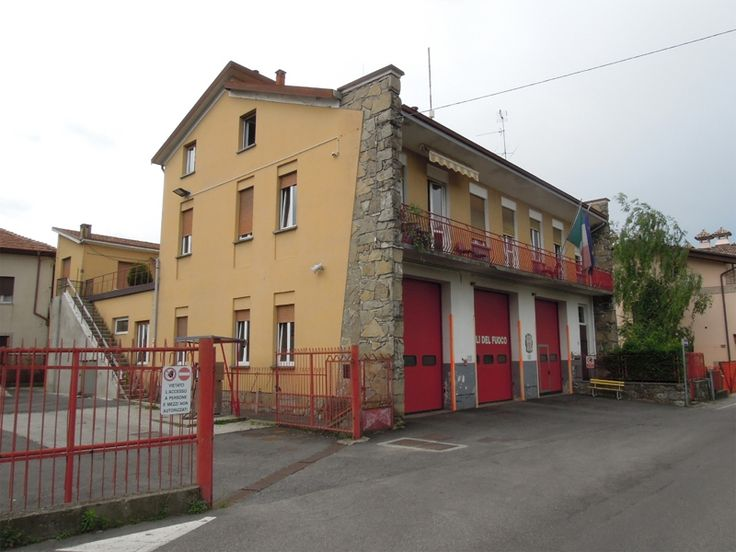 Fire & Station (Cantù Como - Italy)