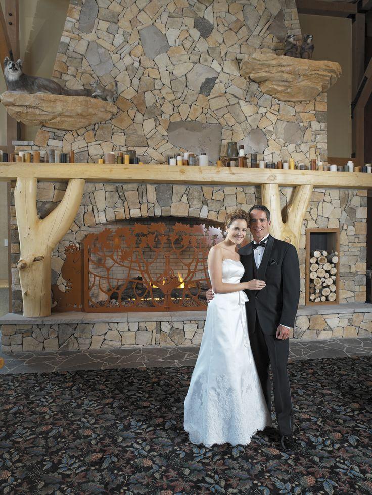 Great wolf wedding