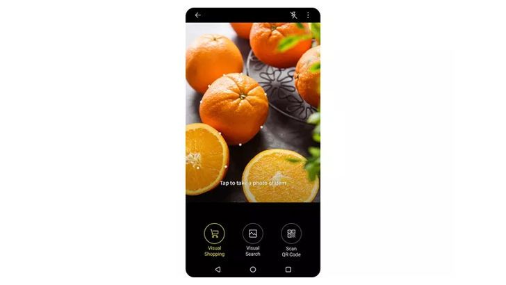 The new version of LG V30 will get a camera with new features based on artificial intelligence AI Artificial intelligence Camera cedar Keddr LG News QR Code Rumors V30 V30s Vision AI voice ai Droidnews