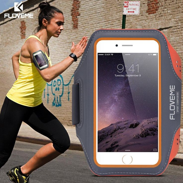 FLOVEME Waterproof Sport Arm Band / Running Arm Belt Case For Samsung