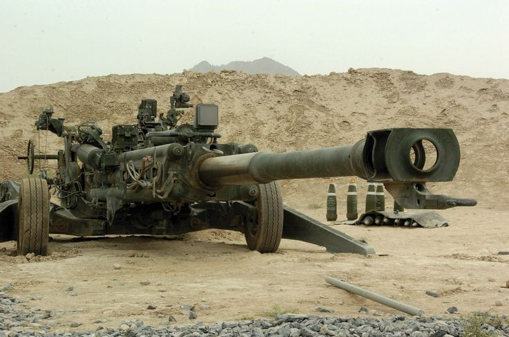 777 Howitzer | The M777 Howitzer is much lighter than other Howitzers.