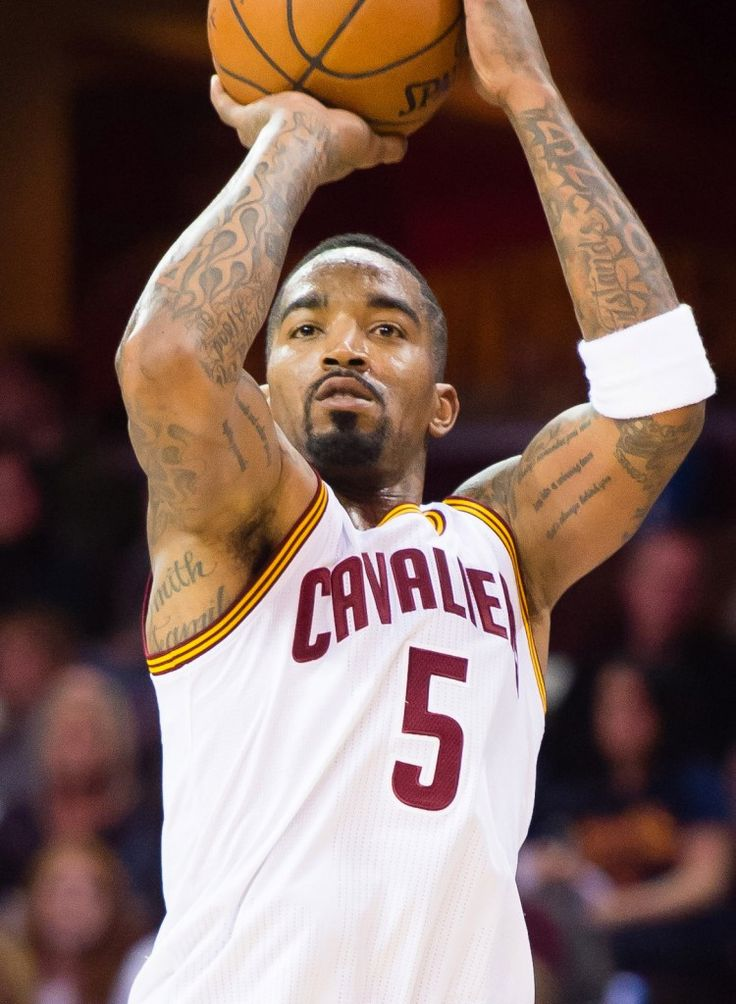 Lebron Explains Why He Allowed JR Smith To Come to Cavs- http://getmybuzzup.com/wp-content/uploads/2015/05/463099-thumb-650x887.jpg- http://getmybuzzup.com/lebron-explains-why-he-allowed/- By Samuel Logan The Cavs took a 1-0 lead in the Eastern Conference Finals over the Hawks in Game 1 by winning 97-89. LeBron James scored 31 points to lead the Cavs but they would not have won without 28 points from their bench. Well, from JR Smith, who had all 28 points for the Cavs bench.