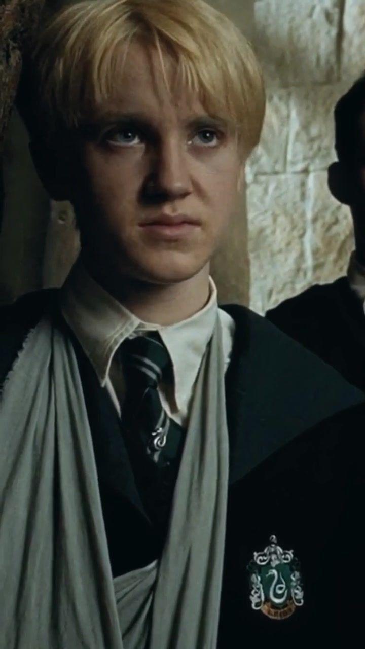 Dracomalfoy Tomfelton Harrypotter Slytherin Dracotok Draco Malfoy Draco Malfoy Hot Tom Felton Draco Malfoy
