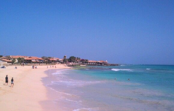 Sal-Cape Verde Islands