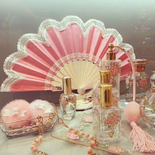 At Caron, thinking of @Lily  {of opulence} http://pretemoiparis.com/2012/06/03/caron-perfume-and-powder-for-a-century/