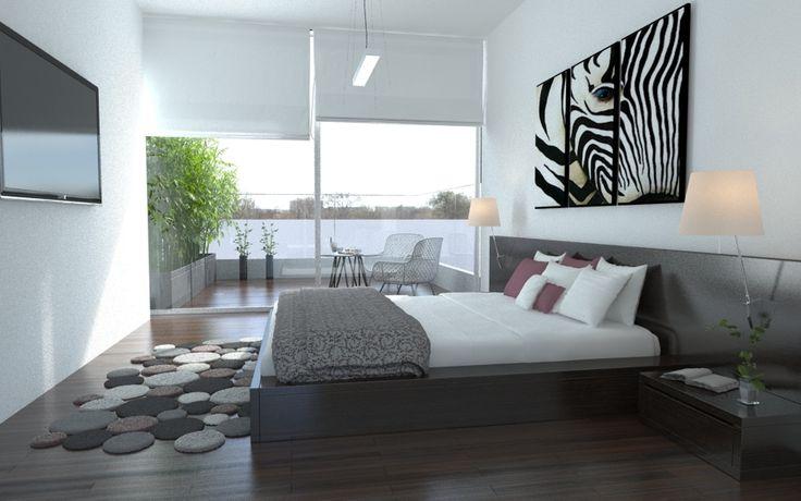 Dormitorio, Proyecto Almira.