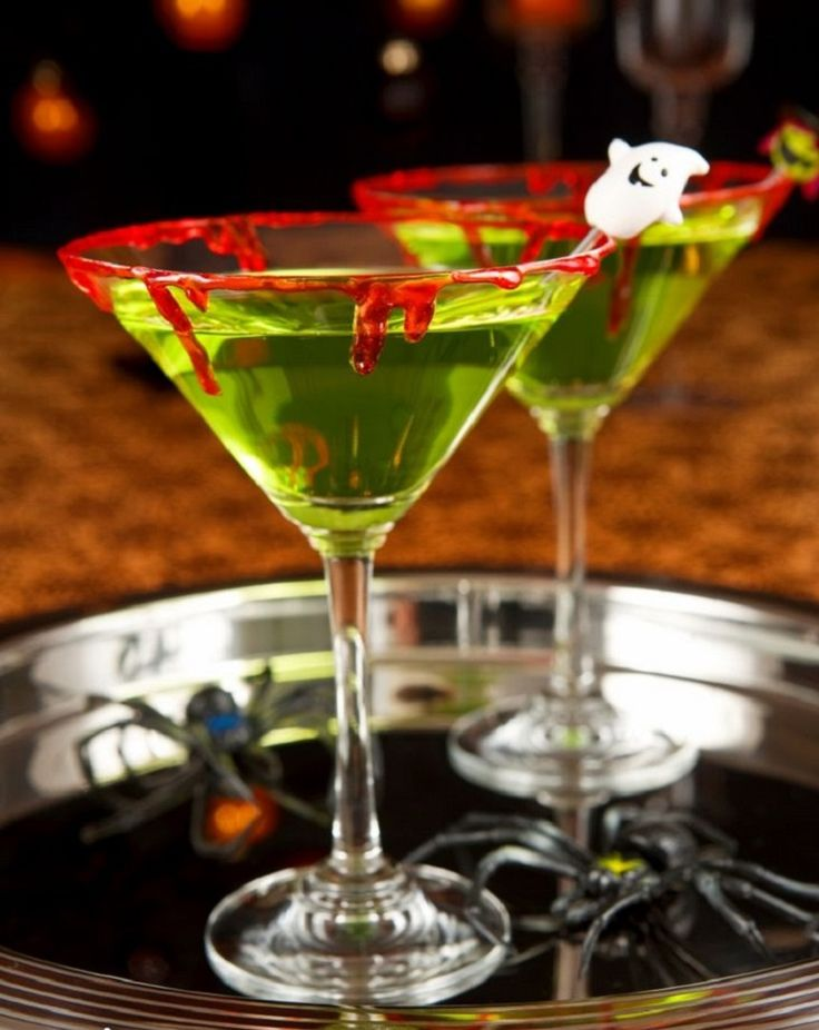20 best images about halloween party on pinterest celery for Alcoholic drinks for halloween punch