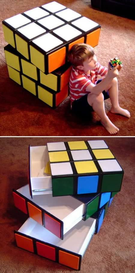 mesa cubo rubik
