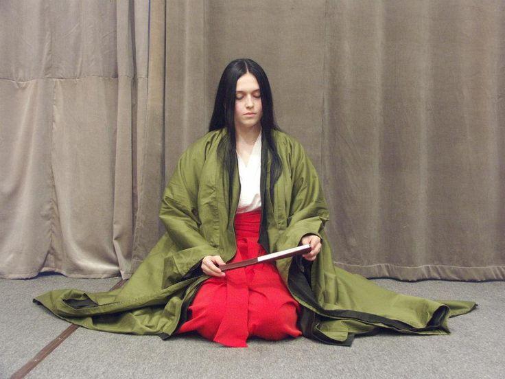 Heian Lady by Majutsutora