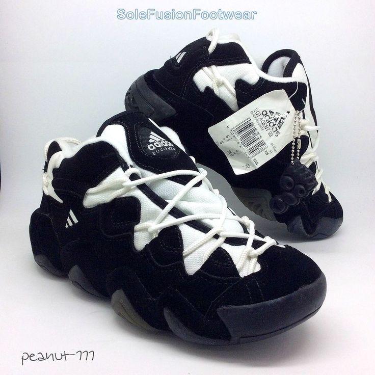 adidas Equipment Womens Agent 99 Trainers Black sz 6.5 VTG Rare Sneakers US 8 40  | eBay