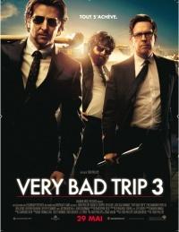 Sortie cinéma « Very bad trip 3 » à UGC Les Halles Paris