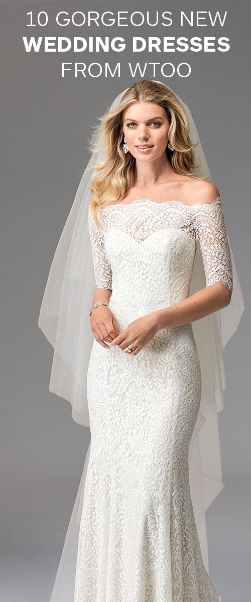 NEW from Wtoo Bridal: Fall 2016 Gowns are Gorgeous & On-Trend | The Wedding Shoppe: Celebrating 40 Years in the Wedding Industry