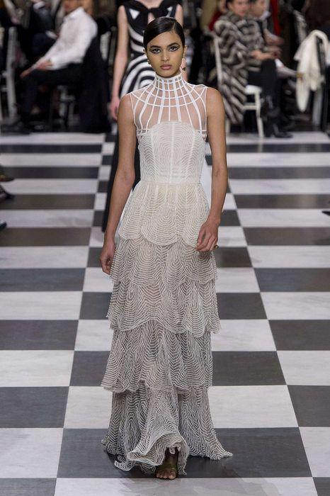 Christian Dior, Primavera/Verano 2018, París, Alta costura