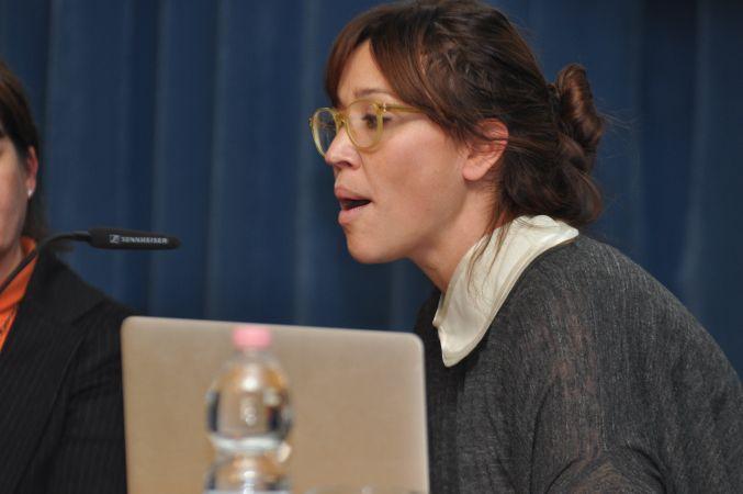 """Conferenza """"Architetti in Prospettiva"""": Co-Founder/CEO THE HUB TRIESTE, dott. Stefania Quaini"""