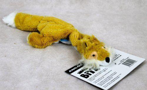 Ancol Hunde-Spielzeug, gefüllt, Quietschtöne, für Welpen