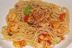 Spaghetti Frutti di Mare 1