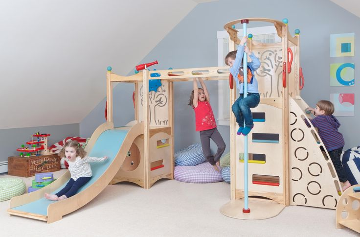 Indoor Playset 198 is from our popular line of indoor playsets, which features…