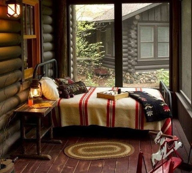 Amazing Rustic Lake House Bedroom Decoration Ideas 07 Lakehouse Bedroom Home Bedroom Home
