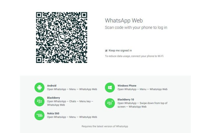 """Messaging service WhatsApp is now available to use via Google Chrome by scanning a QR code in what the company hopes will be """"simply an extension of your phone"""". Your phone needs to be connected to the internet at all times and the latest version needs to be installed."""