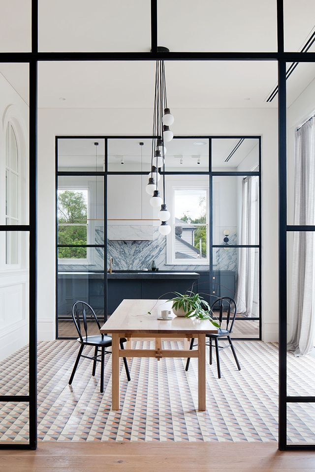 Awesome T.D.C: Prahran Residence By Hecker Guthrie