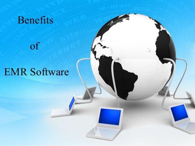 Benefits of EMR Software. #EMRSoftware