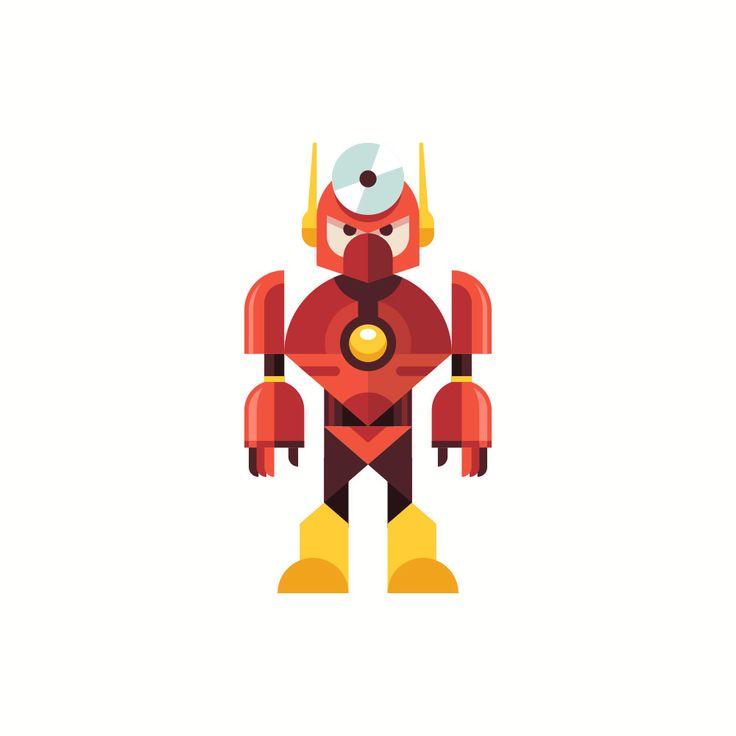 Mega Man 2 on Behance